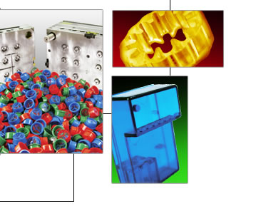 Custom Plastic Injection Molding and Mold Making by Gemtech